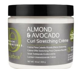 curl stretching creme